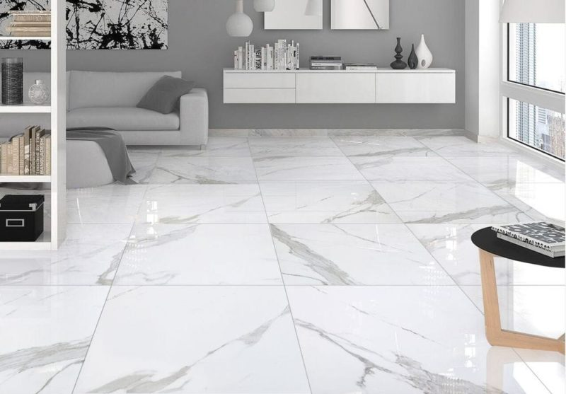 salerno-porcelain-tile-calacatta-marble-series-24-x24-pertaining-to-inspirations-0